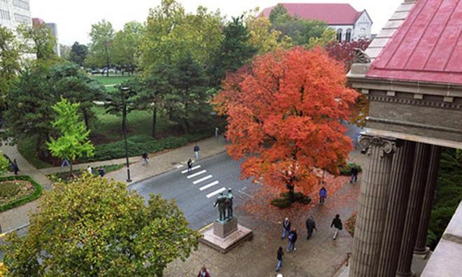 Lippincott in Autumn